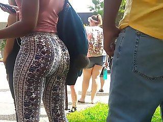 Phat ass waiting part 2