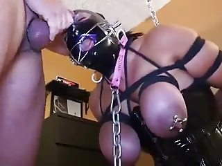 cum in mouth several times