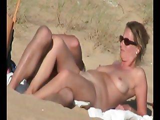 Geil op het strand