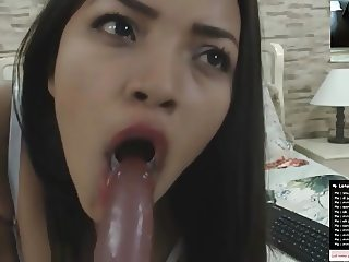 Cam Girl Watches Me Cum. #15
