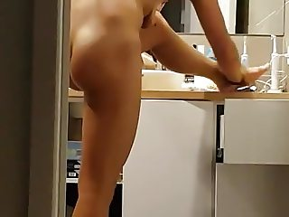 Wife getting ready 2