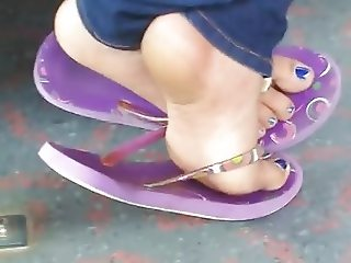 Best Candid Soft Indian Soles Toes Pt2