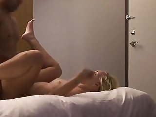 Blonde wife homemade dogging