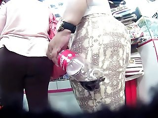 Candid Big Booty Bubble Butt Pacotuda Pawg Culona Big Ass 36