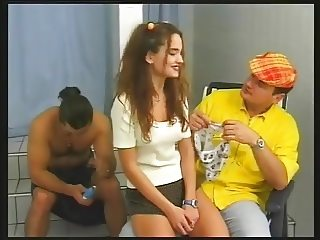 STP3 Shy Teen Gets A Nice Fucking !