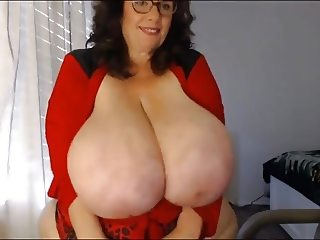 Enormous Huge Big Natural Tits