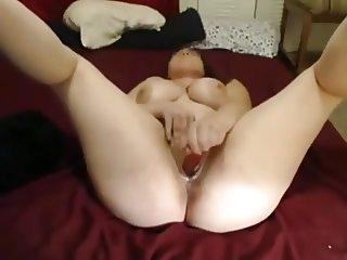 Horny Chubby Teen wet pussy masturbation