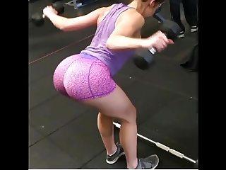 Gym Booty Lycra Shorts