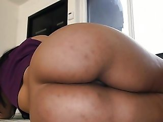 Big booty ebony