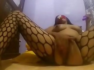 Indonesian big tits 5