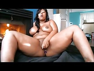 HOT BLACK CHUBBY GIRL