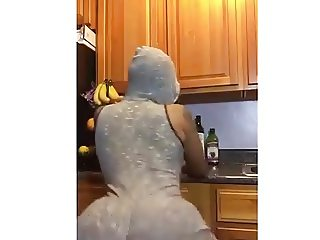 twerking ass